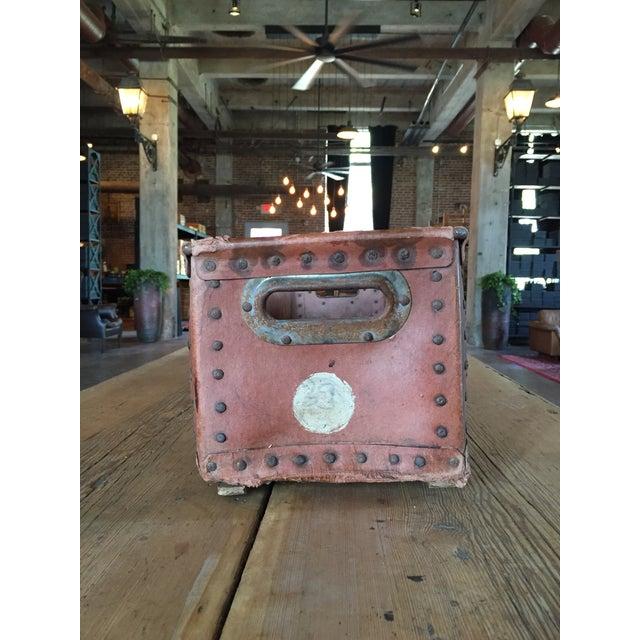 Vintage Long Leathered Box - Image 3 of 4