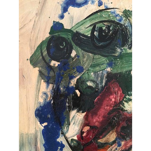 'My Friend Miro' Painting - Image 4 of 11