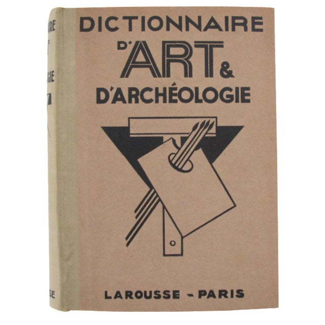 Dictionnaire D'Art & D'Archeologie - Image 1 of 6