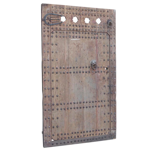 Antique Moroccan Fortress Door - Image 2 of 7