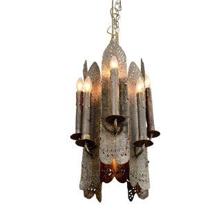 Sculptural Pendant Light Fixture