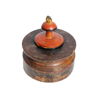 Vintage Indian Box