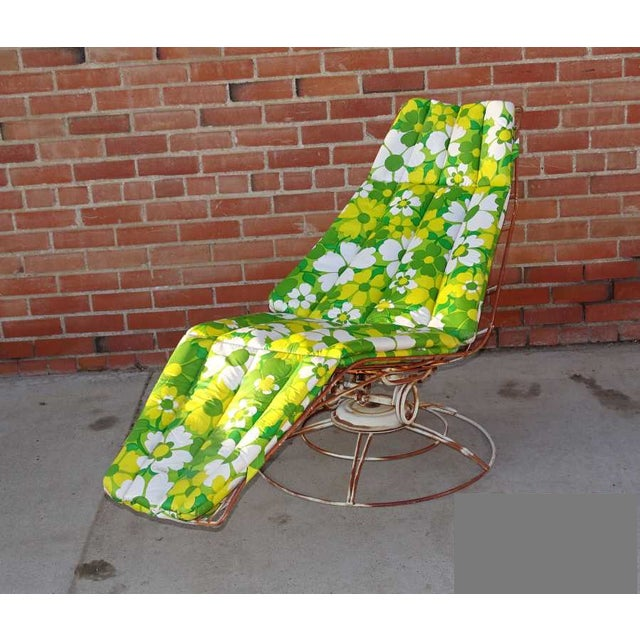 Image of Homecrest Iron Chaise Lounge