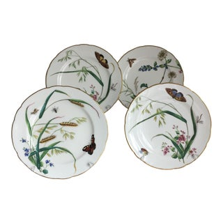 Minton Dessert Plates - Set of 4