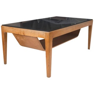 Italian Granite Top Coffee Table
