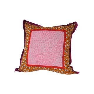 Custom Scarf Pillow