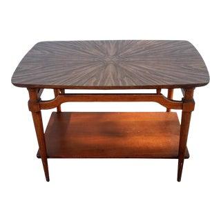 Mid-Century Lane Side Table