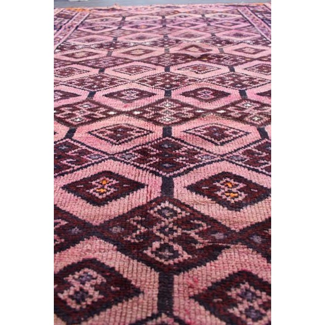 "Antique Persian Bidjar Rug - 5'2"" X 8'2"" - Image 3 of 9"