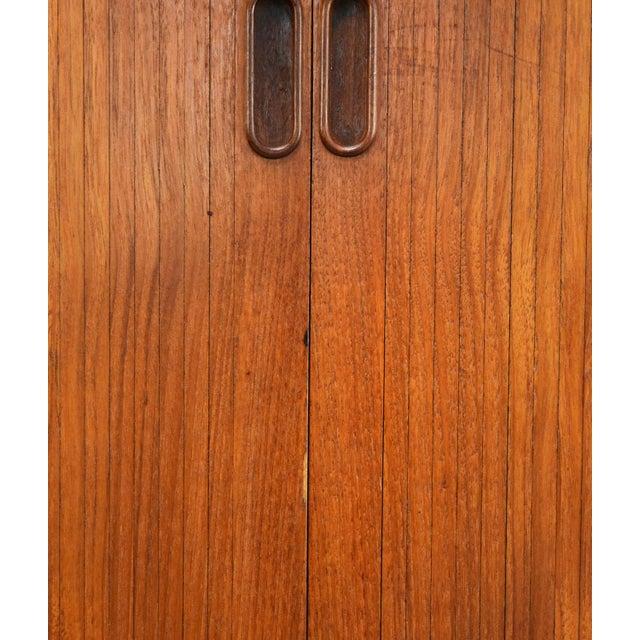 Image of Arne Vodder for Sibast Tambour Door Highboard