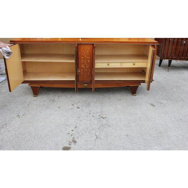 French Art Deco Palisander Sideboard - Image 2 of 10