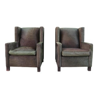 Cowhide Chairs - A Pair