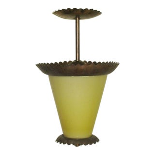 Italian 1940s Pendant / Lantern by Pietro Chiesa