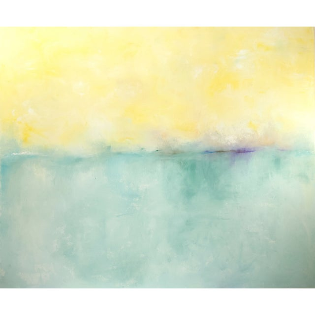 "Image of Chris Brandell ""Dawn"" Painting - 60"" x 72"""