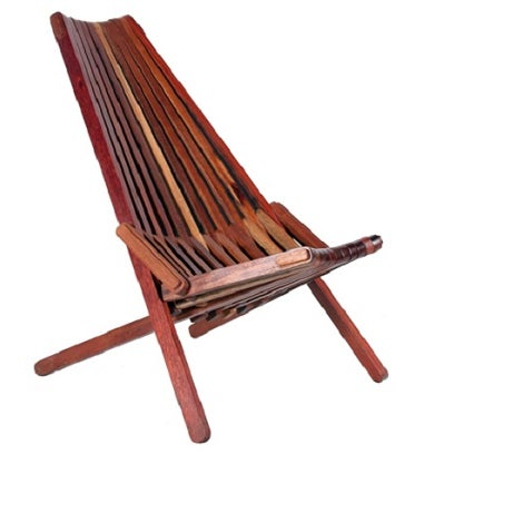 Laurel Wood Folding Chair - Image 1 of 8
