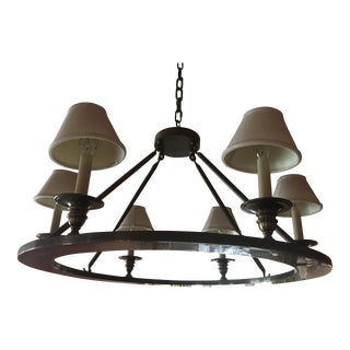 Visual Comfort Round Chandelier