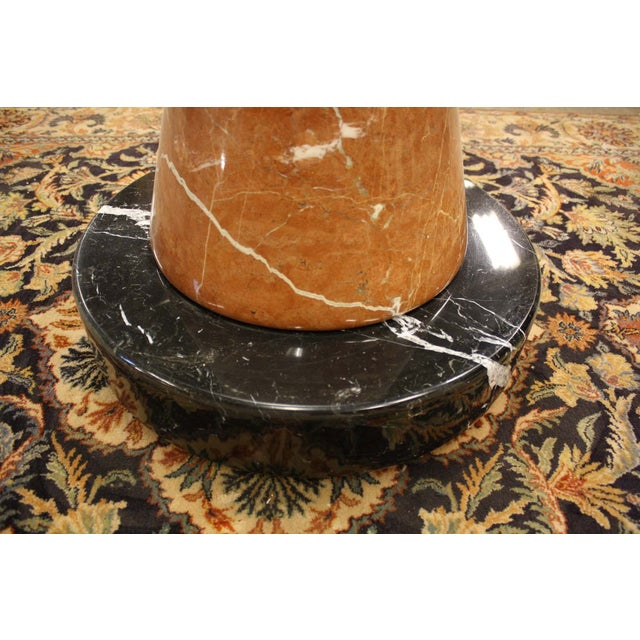 Image of B&B Italia Marble Base Dining Table