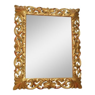 Florentine Gilt Wood MIrror