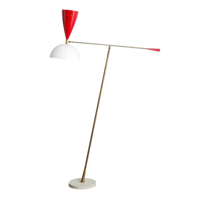 Image of Cappello Floor Lamp