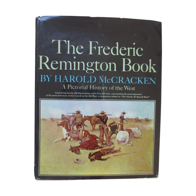 The Frederic Remington Book - Image 1 of 8