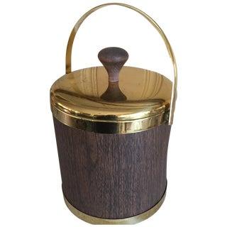 Mid-Century Ice Bucket