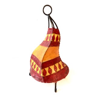 Moroccan Parchment Lamp