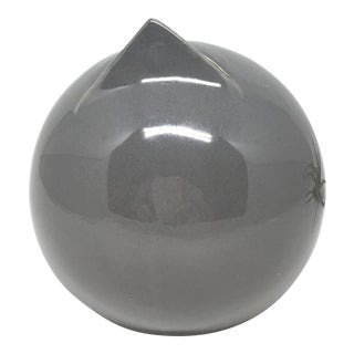 Vintage Helena Uglow Mikasa Grey Bud Vase