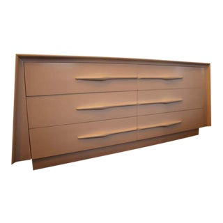 Edmond Spence Six Drawer Dresser