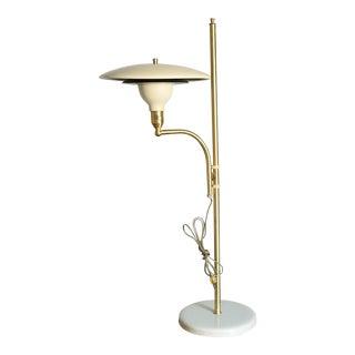 MG Wheeler Mid-Century Floor Lamp