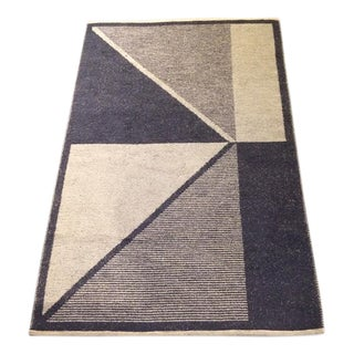 Early 1930's Modernist Rug by Wassily Kandinsky