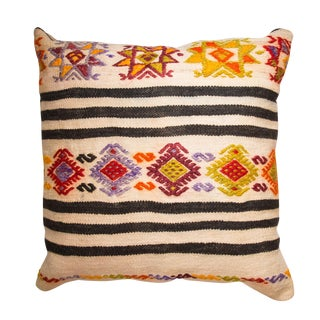 "24"" x 24"" Kilim Pillowcase"
