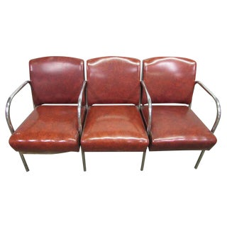 Attached Barber Shop 3-in-1 Chairs