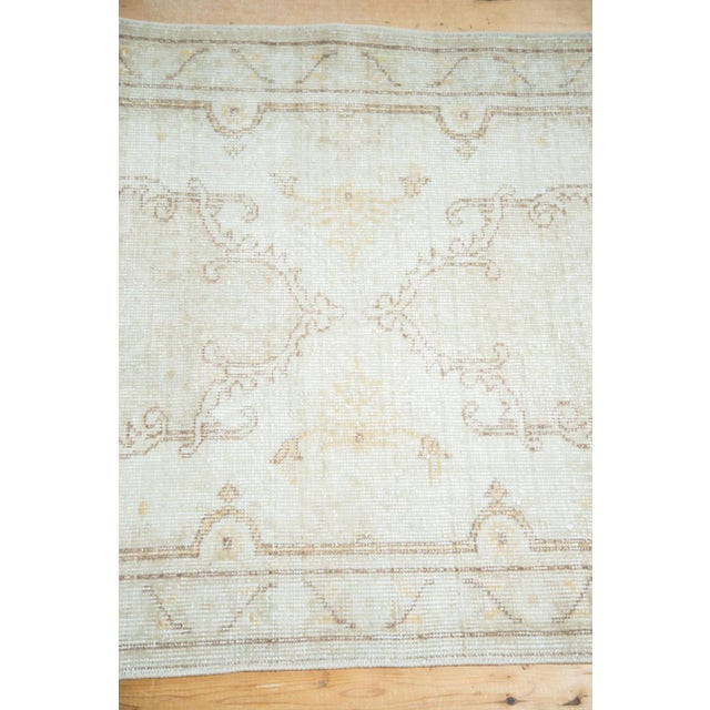 "Distressed Oushak Rug Runner - 2'8"" X 13' - Image 5 of 8"