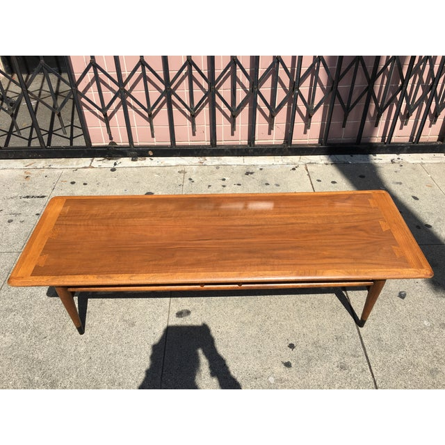 Image of Lane Dovetail Coffee Table
