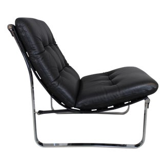 Westnofa Bracket Backed Lounge Chair