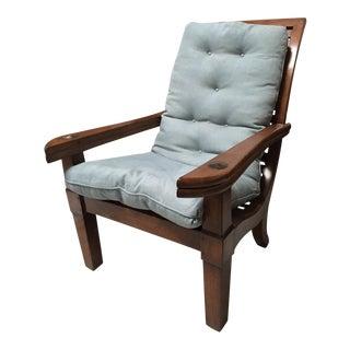 Indonesian Teak Chair