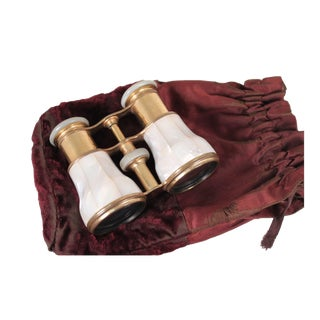 Opera Glasses, Lemaire Fabricant