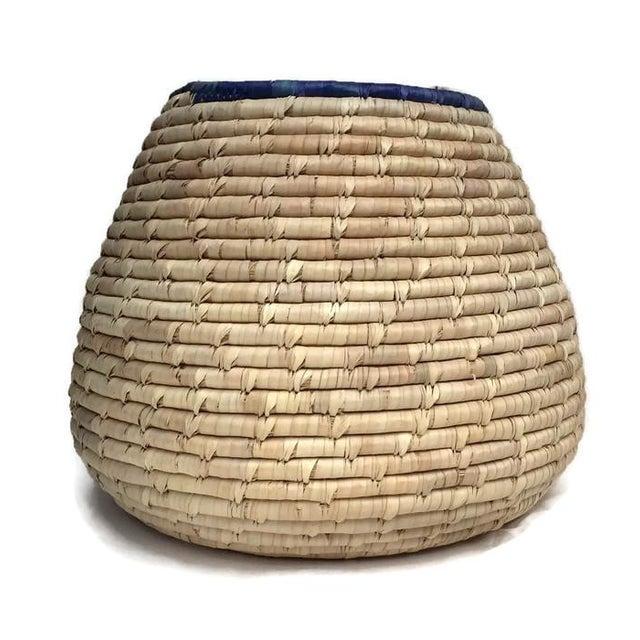 Vintage Woven Cobra Basket Snake Charmer - Image 5 of 5