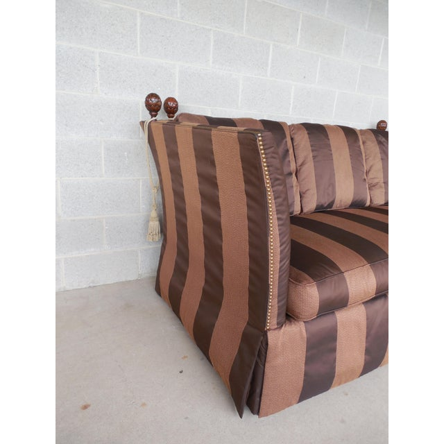 "SHERRILL Knole Sofa 84""W - Image 8 of 10"