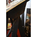 Image of Black Wood Easel Display Stand