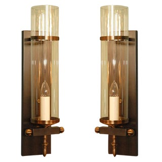 Paul Marra Design Traditional Hurricane Sconce