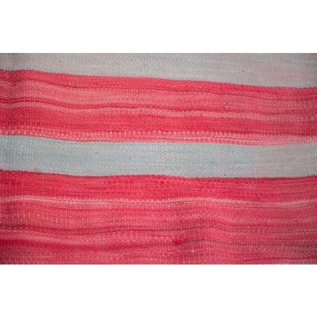 "Vintage Kilim Carpet - 5'3"" X 11'7"" - Image 5 of 6"