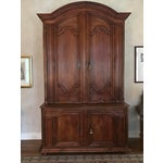 Image of French Louis XIV Style Fruitwood Buffet