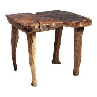 Antique Javanese Work Table