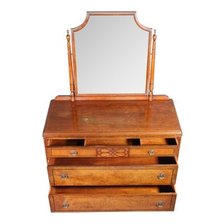 Stiehl Furniture Art Deco Vanity