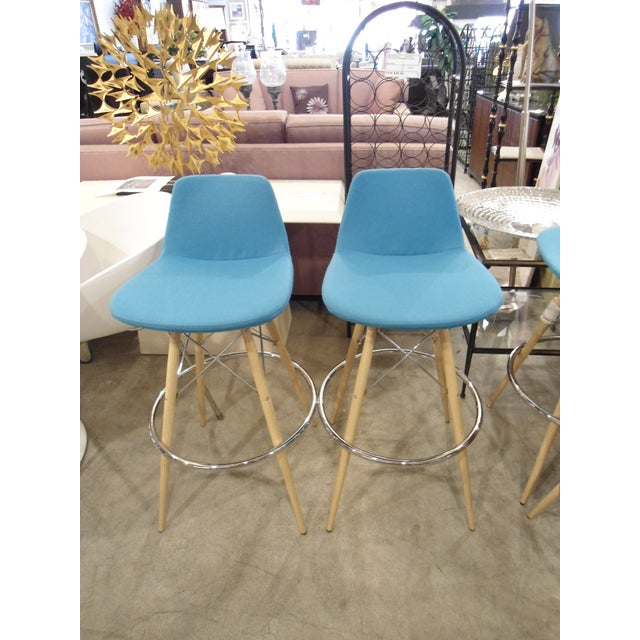 Pera MV Barstool by SohoConcept Furniture - A Pair - Image 3 of 8