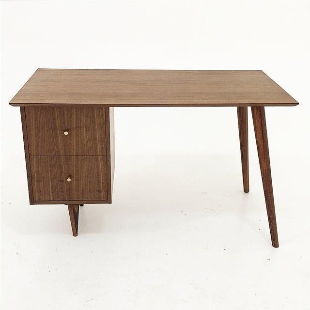 Mid Century Style Desk - Image 2 of 5