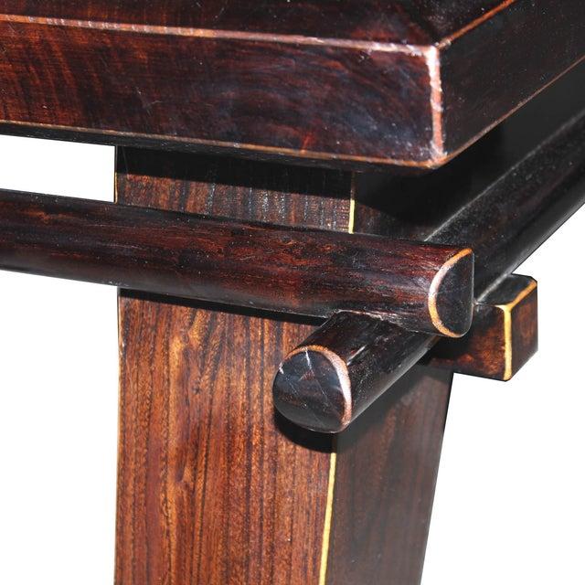 Shinto Elm Wood Coffee Table - Image 7 of 7
