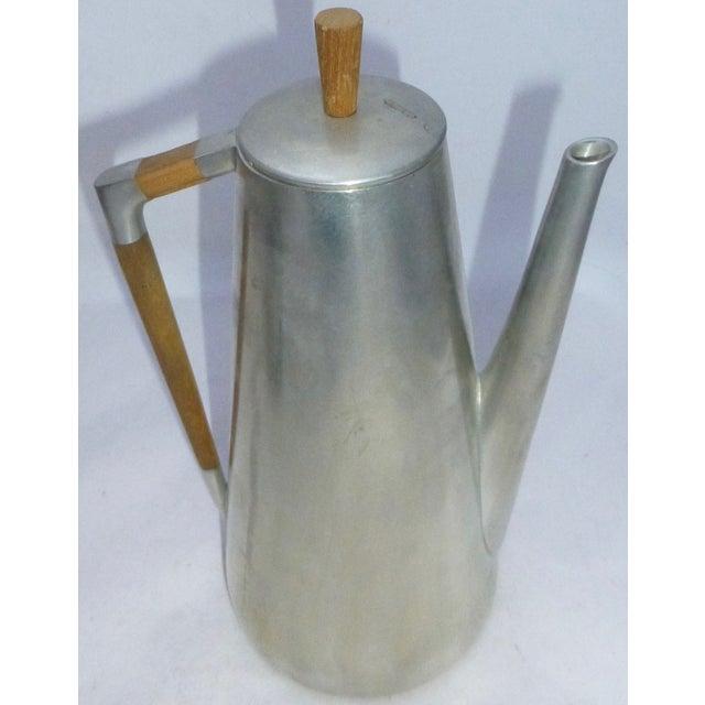 Mid-Century Coffee Pot, Tea Pot & Creamer - S/3 - Image 4 of 9