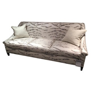 Theodore Alexander Sofa in Animale