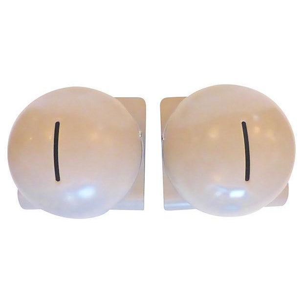 Image of Guzzini Sconces - Pair